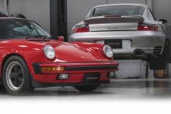911 TURBO + GSERIES ROJO B