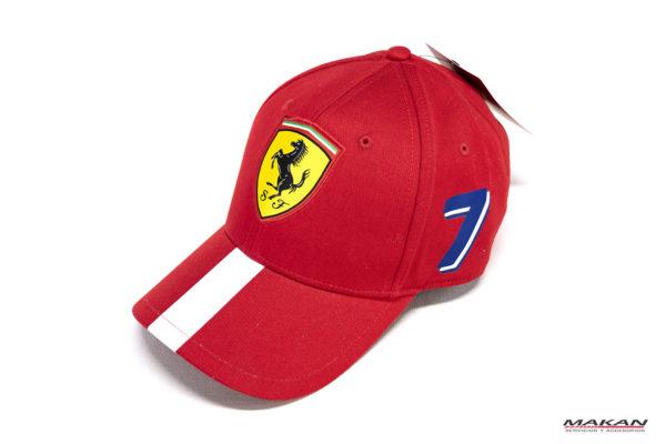 Gorra Ferrari Raikkonen