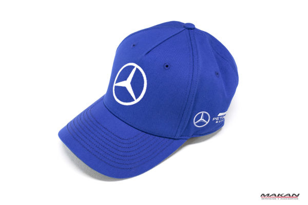 Gorra Mercedes-Benz Azul
