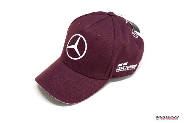 Gorra Mercedes-Benz Burgundy