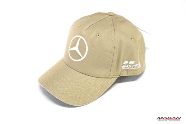 Gorra Mercedes-Benz Beige