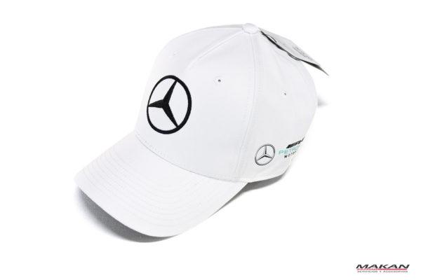 Gorra Mercedes-Benz Blanca