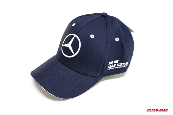Gorra Mercedes-Benz Navy Blue
