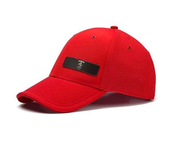 Gorra Scuderia Ferrari Rojo