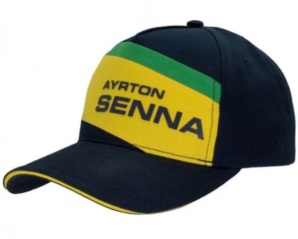 Gorra Ayrton Senna Racing II