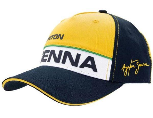 Gorra Ayrton Senna