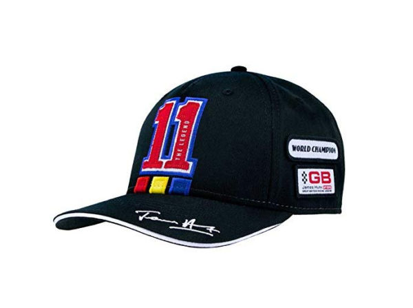 Gorra James Hunt Collection